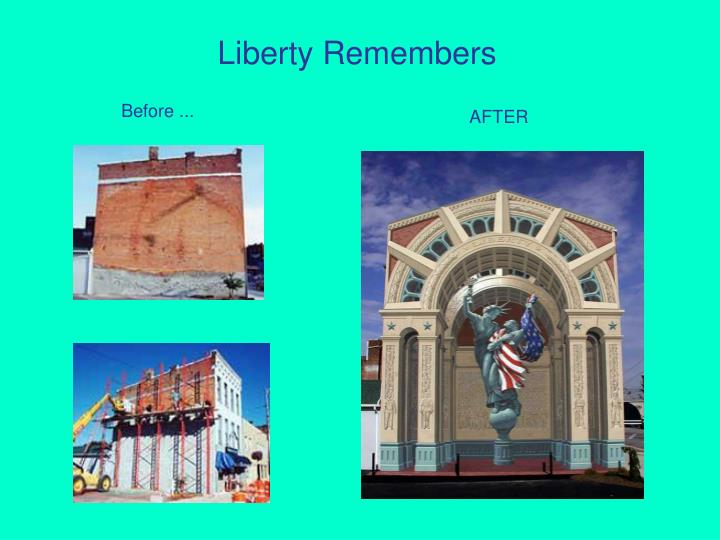 Liberty Remembers