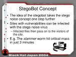 stegobot concept