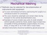 mechanical washing1