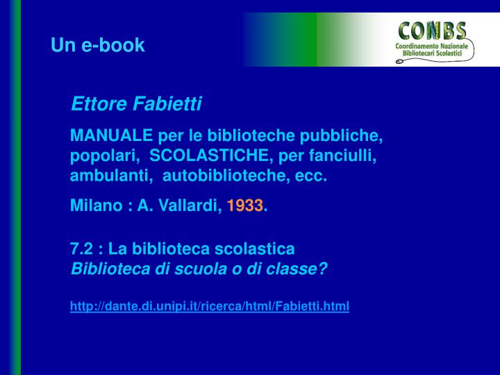 Un e-book