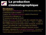 la production cin matographique2