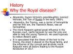 history why the royal disease2