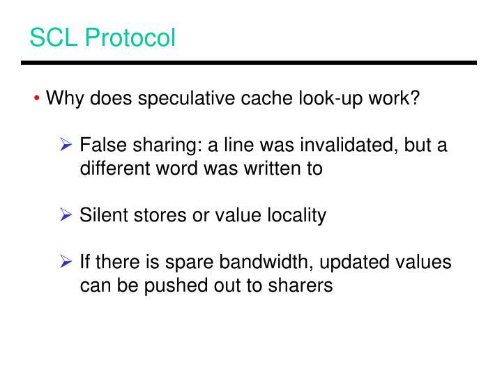 SCL Protocol