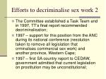 efforts to decriminalise sex work 2