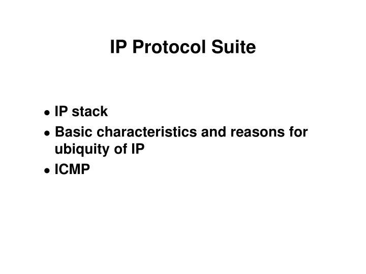 IP stack