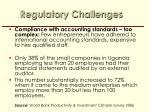regulatory challenges1