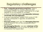 regulatory challenges2