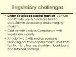 regulatory challenges3