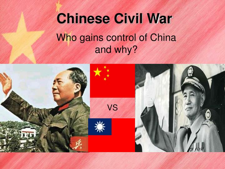 why did the chinese communist win The chinese civil war  this essay will examine the factors that lead to the communists victory  why did the chinese communist party win the civil war in 1949.