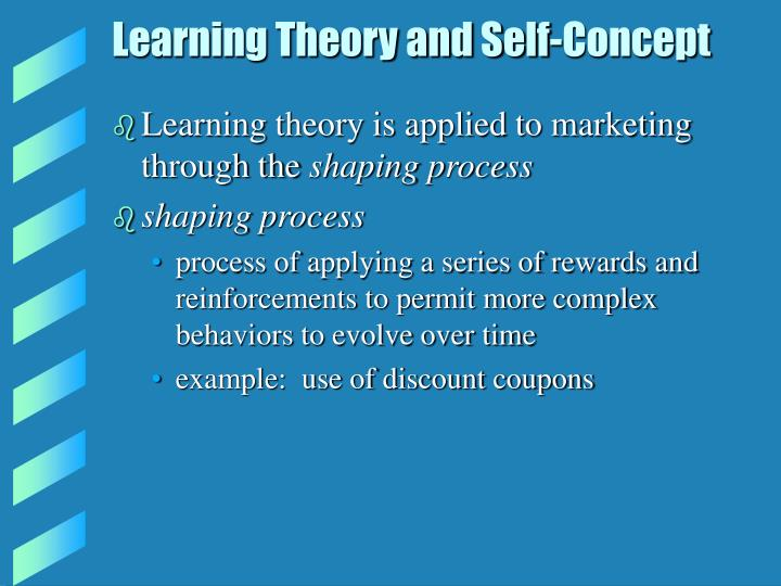 Learning Theory and Self-Concept