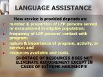 language assistance1