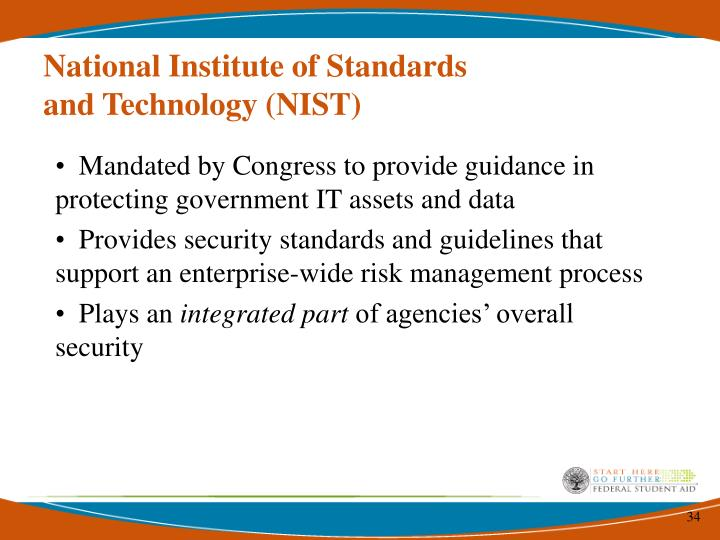National Institute of Standards