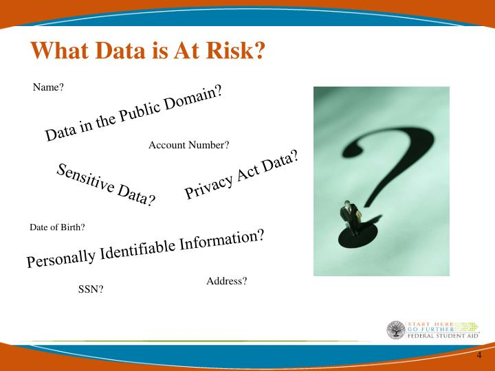 What Data is At Risk?