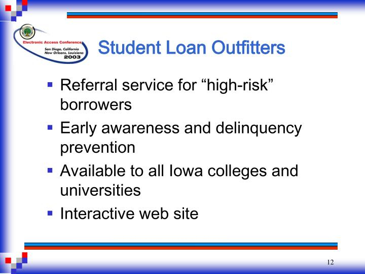 Student Loan Outfitters