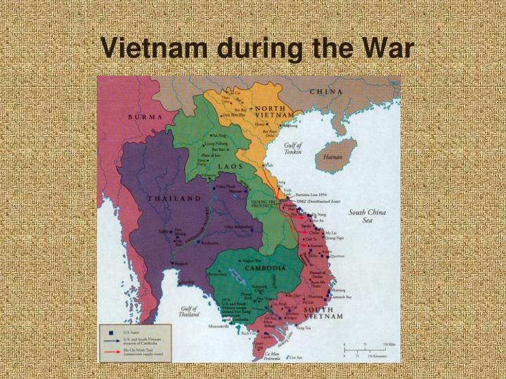 Vietnam during the War