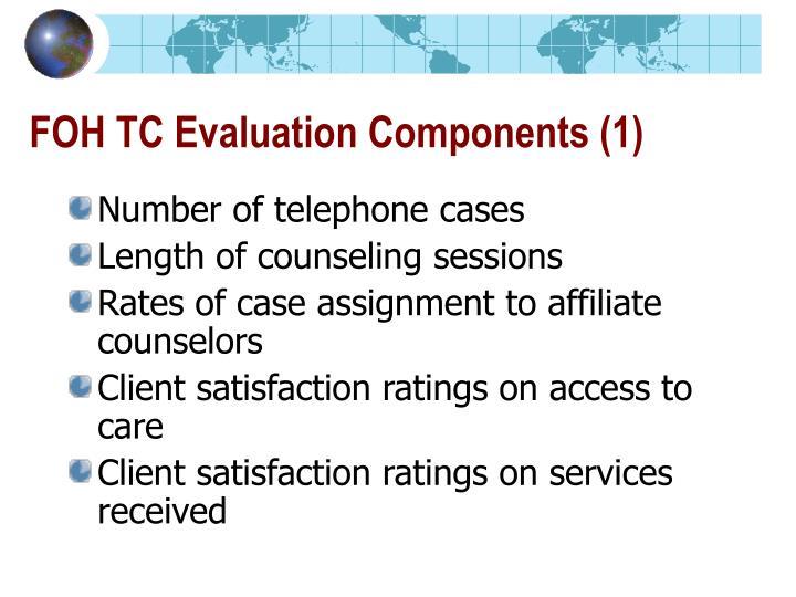 FOH TC Evaluation Components (1)
