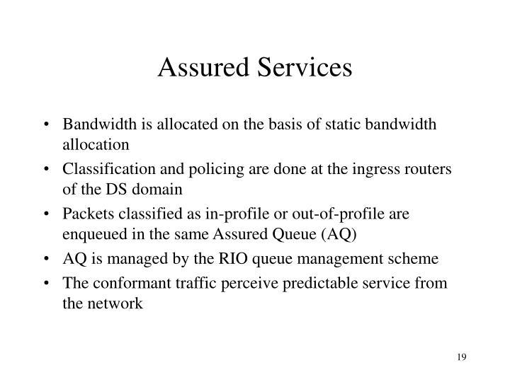 Assured Services
