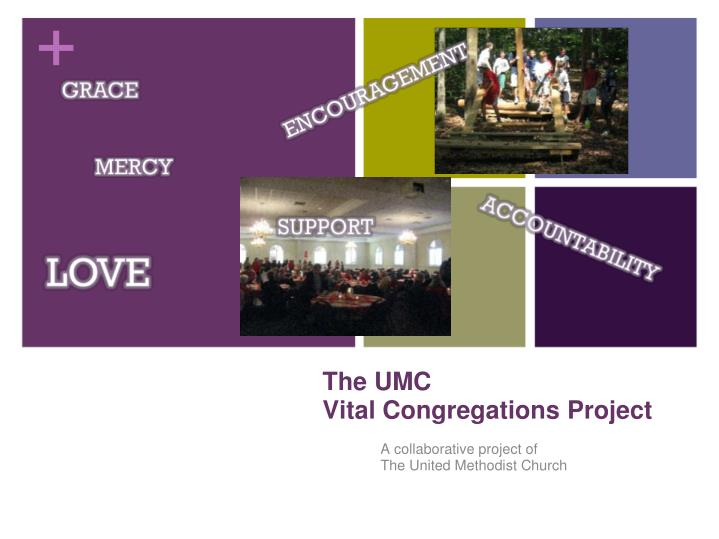the umc vital congregations project n.