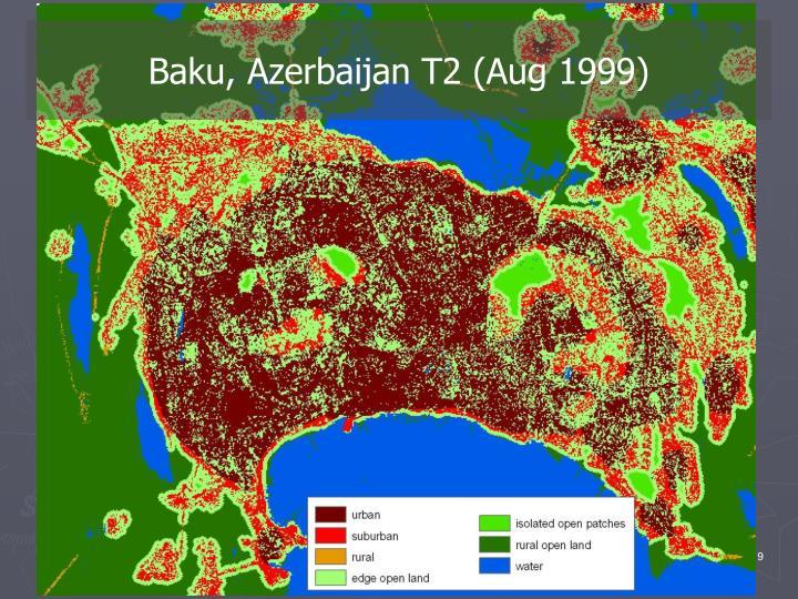 Baku, Azerbaijan T2 (Aug 1999)