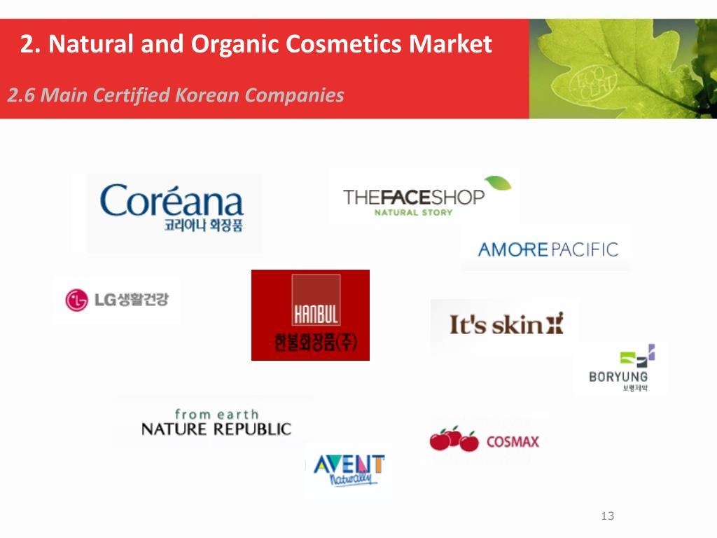 PPT - Ecocert Natural & Organic cosmetics certification