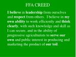 ffa creed2