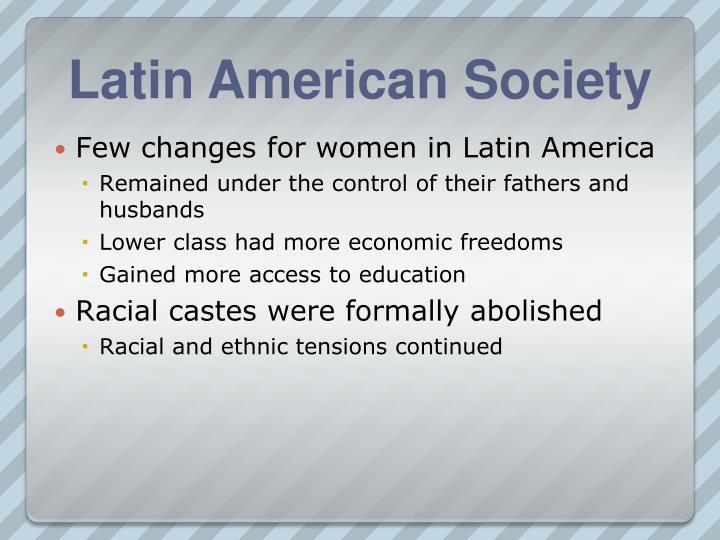 Latin American Society