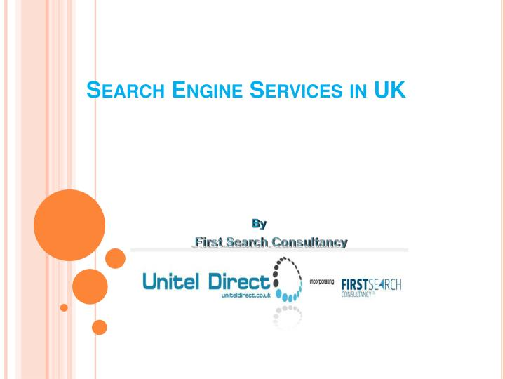 search engine services in uk n.