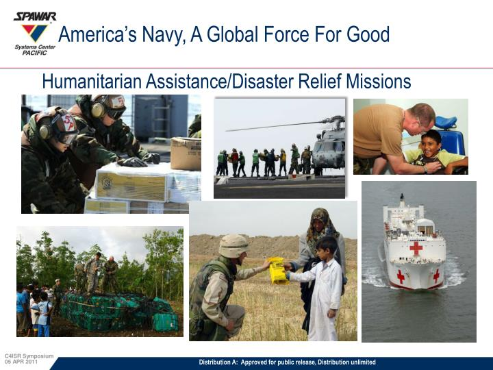 America's Navy, A Global Force For Good