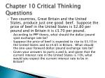 chapter 10 critical thinking questions1