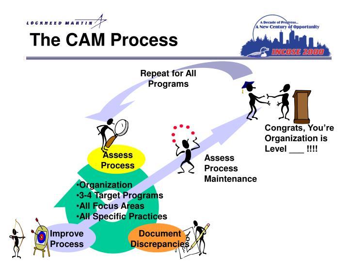 The CAM Process
