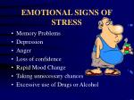 emotional signs of stress1