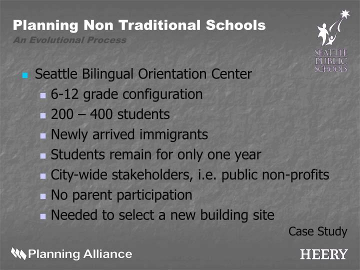 Seattle Bilingual Orientation Center