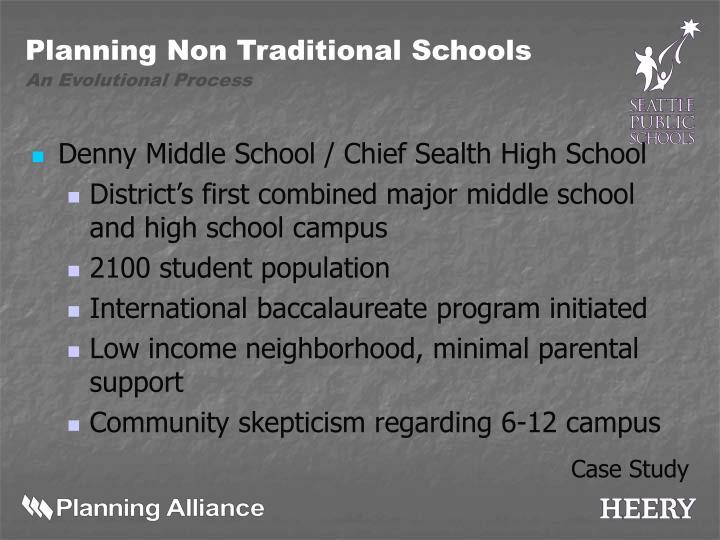 Denny Middle School / Chief Sealth High School