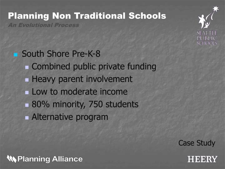 South Shore Pre-K-8