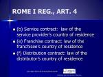 rome i reg art 4