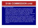 s106 commission cntd1