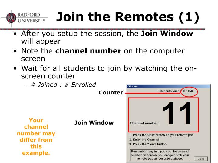 Join the Remotes (1)