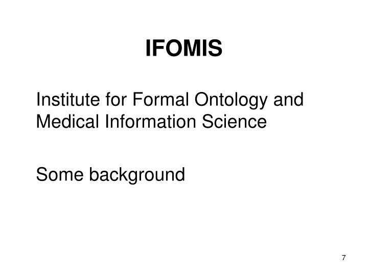 IFOMIS