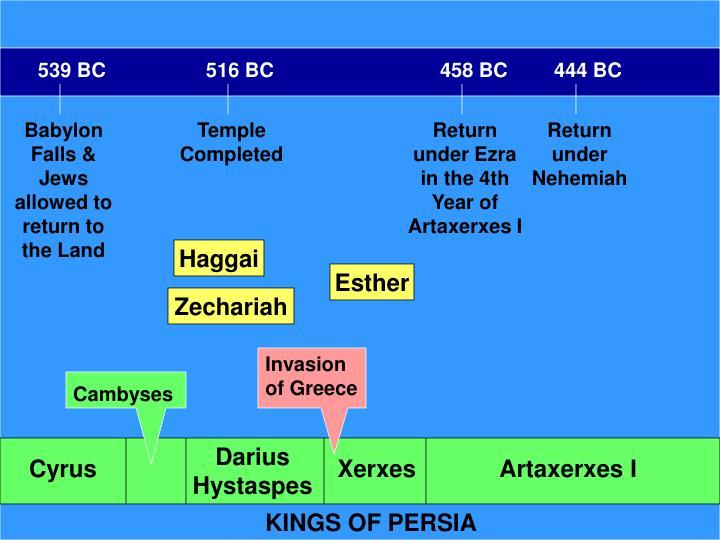 539 BC