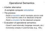 operational semantics1