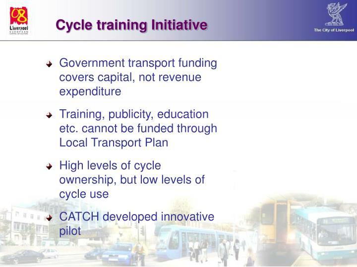 Cycle training Initiative