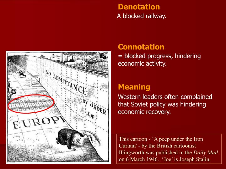 Ppt What Is The Message Of This Cartoon Powerpoint Presentation