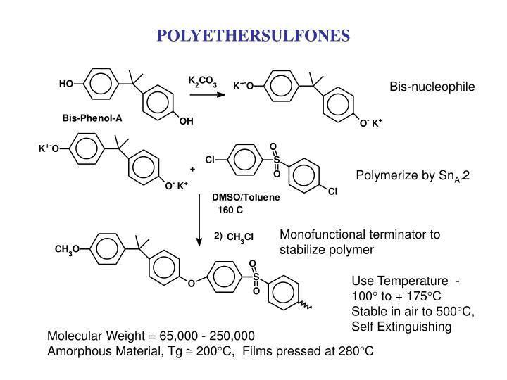POLYETHERSULFONES