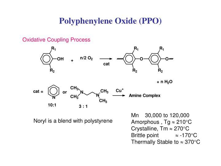 Polyphenylene Oxide (PPO)