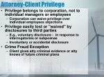attorney client privilege2