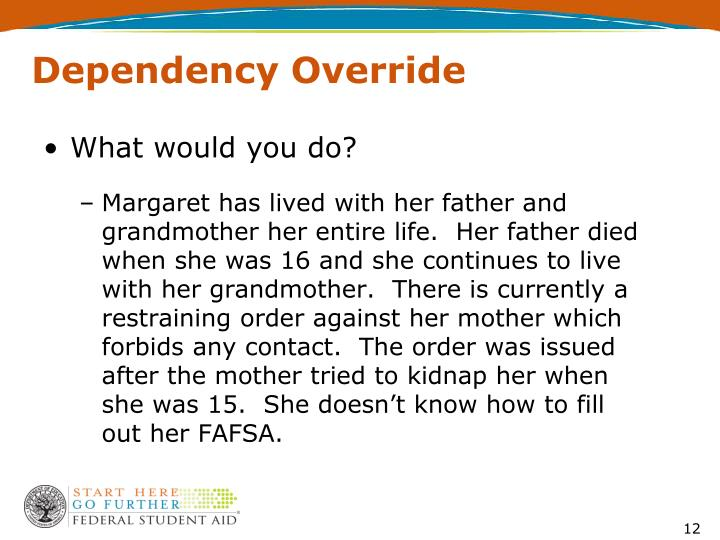 Dependency Override