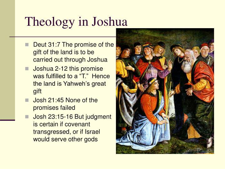 Theology in Joshua
