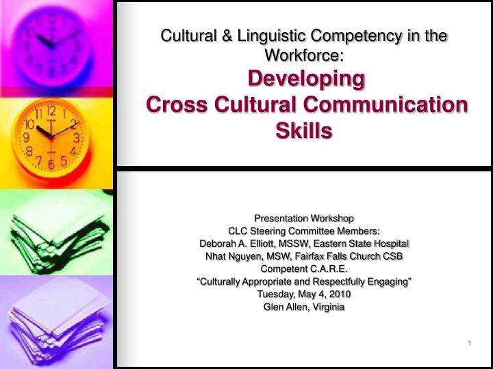 cross cultural communication competency in the geocentric Process, may face more barriers to cross-cultural relationships if a subsidiary was established via cross-border m er ger or acquisition (m&a), a risk of a cu lture gap occurs.