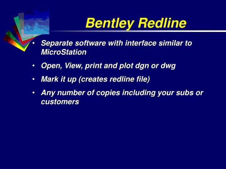 Bentley Redline