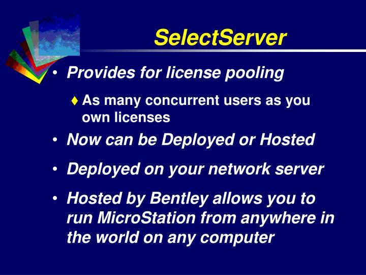 SelectServer